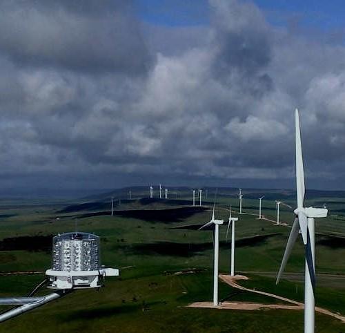 wind farm performance