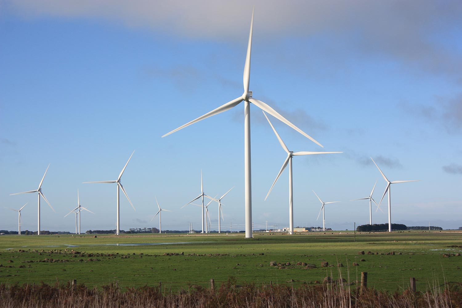 Wind Farm Service Contracts